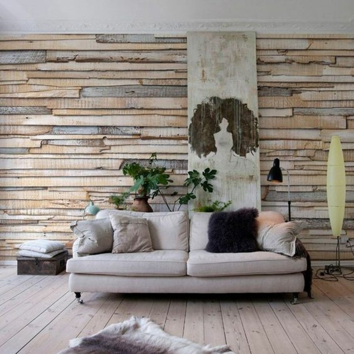 papier-peint-trompe-l'oeil-effet-planches-de-bois-papier-peint-3d-