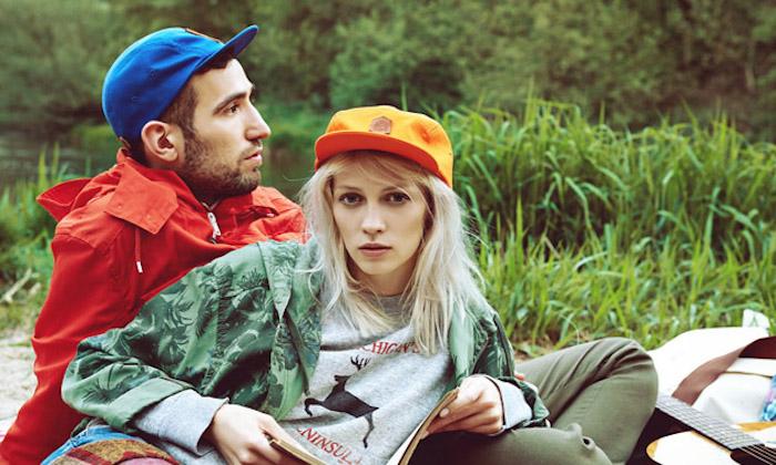 paris-hendzel-casquette 5 panel homme femme hipster bleu orange