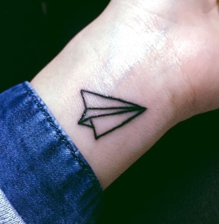 Petit tatouage homme avant bras petit skull tatou sur un - Petit tatouage poignet femme ...