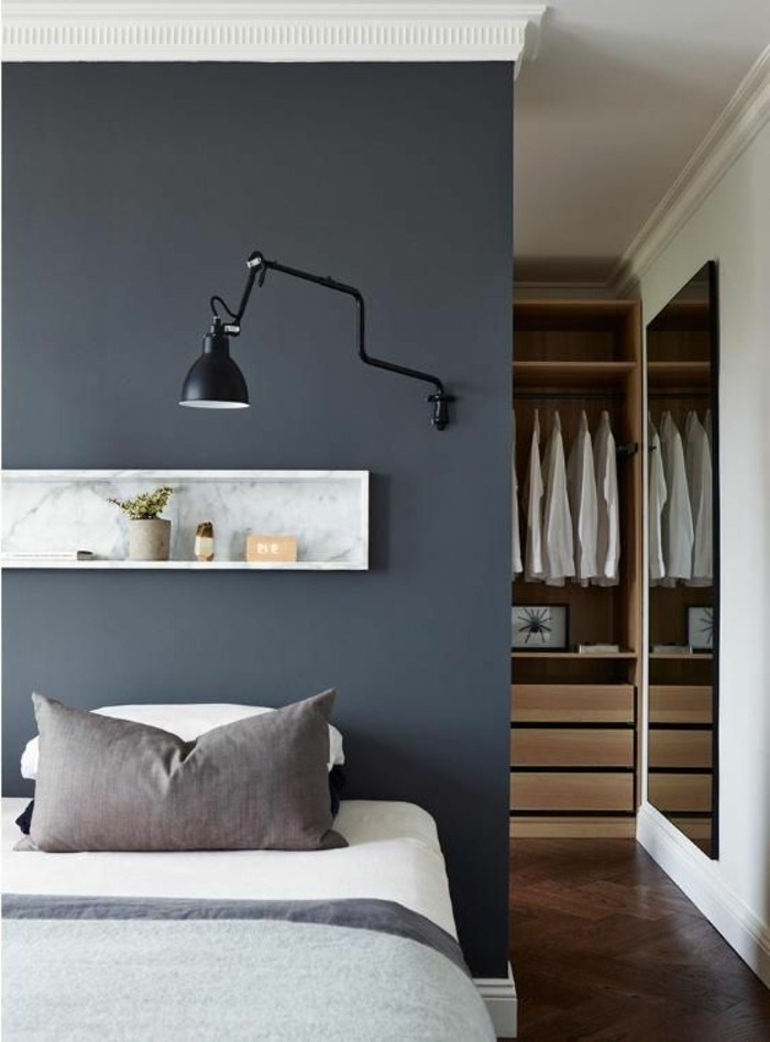 1001 id es comment d corer vos int rieurs avec une niche murale. Black Bedroom Furniture Sets. Home Design Ideas
