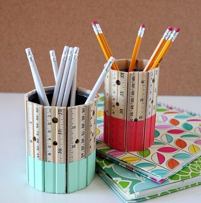 pot-a-crayon-fabriqué-de-règles-rangées-en-cercle-idée-de-rangement-crayons-stylos-feutres-pour-le-bureau-écolier