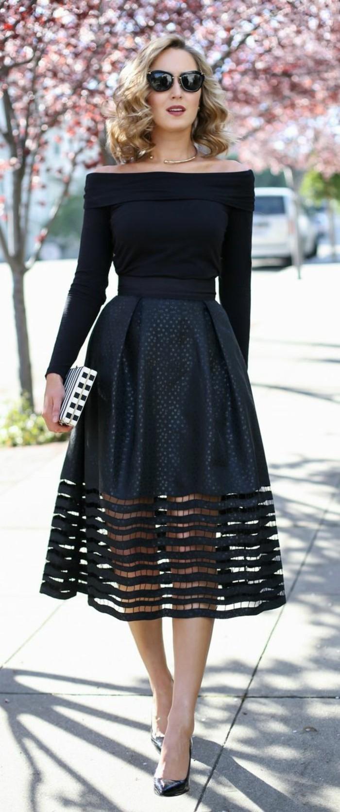 quelle-tenue-choisir-comment-habiller-tenue-du-jour-noire-robe