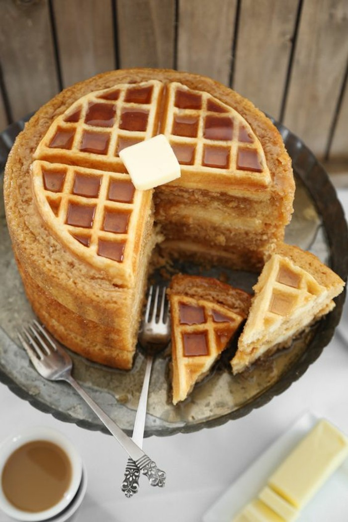 Vanilla Lemon Cake Recipe