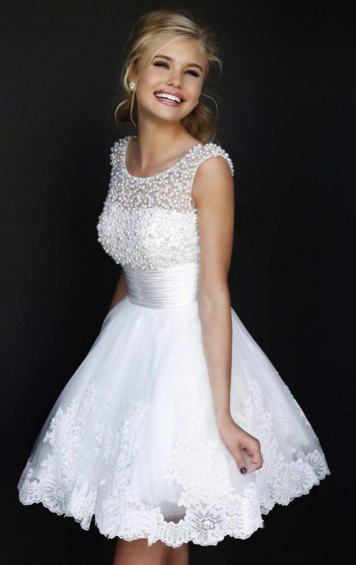 robe-de-mariée-bustier-courte-robe-de-mariée-bustier-corset-à-elle
