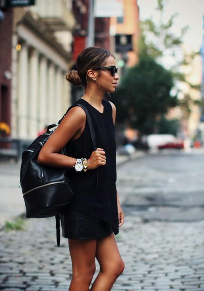 s-habiller-casual-robe-longue-casual-beauté-femme