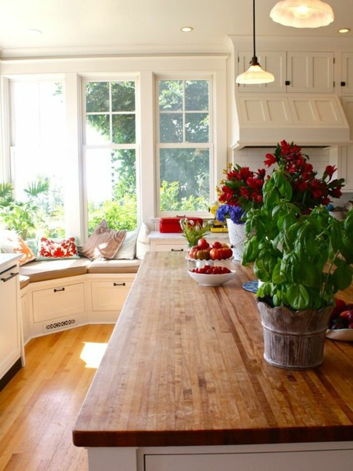 style-cocooning-cuisine-coussins-plantes-fruits-ilot-centrale-lampe