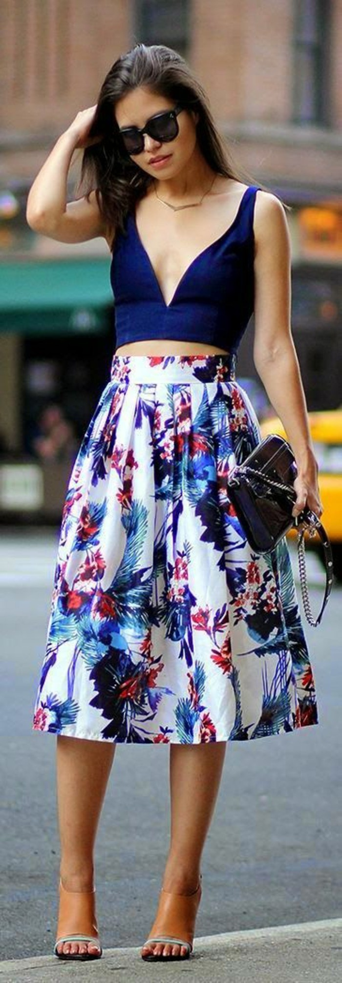 style-décontracté-chic-femme-style-femme-chic-belle-tenue-chic