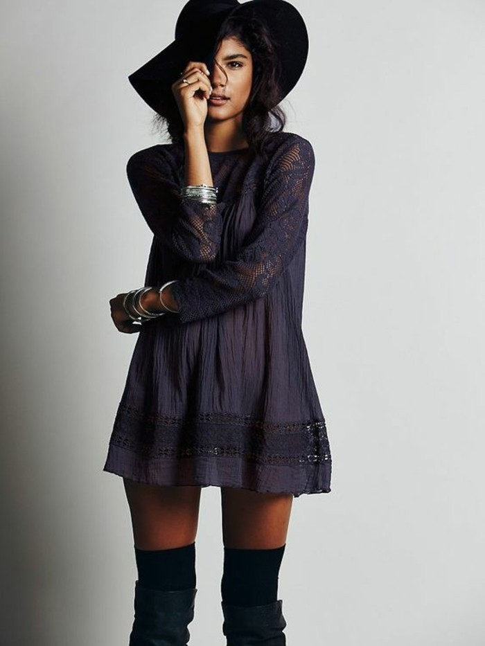 superbe-idée-comment-s-habiller-en-hiver-tenue-femme-hiver-belle