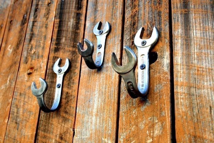 support vetement design idee idy clés bricolage