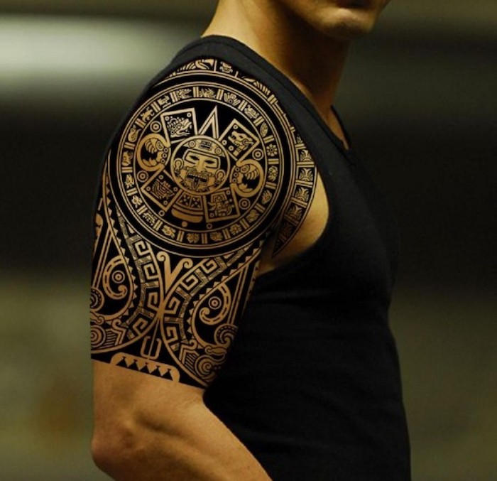 Dessin Tatouage Maorie ▷ 1001+ idées | tatouage polynésien – l'art ancestral qui marque