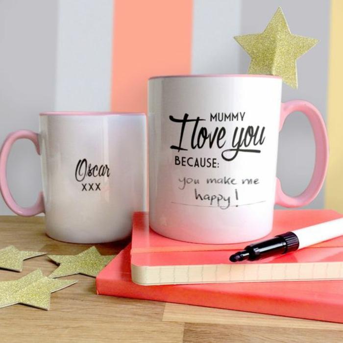 tasse personnalisée, cadeau pour la mère