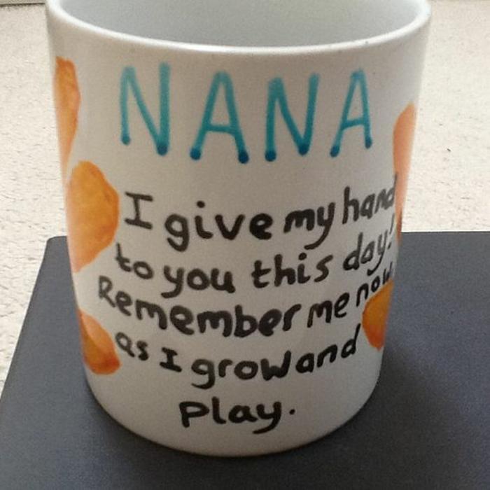 tasse personnalisée, cadeau original pour nana