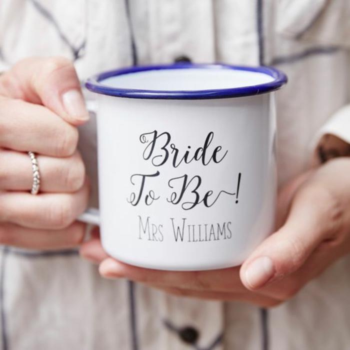 tasse personnalisée, boire son café dans une tasse originale