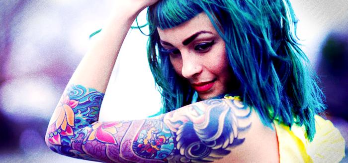 tatouage non permanent ephemere éphemères tatouages tattoo