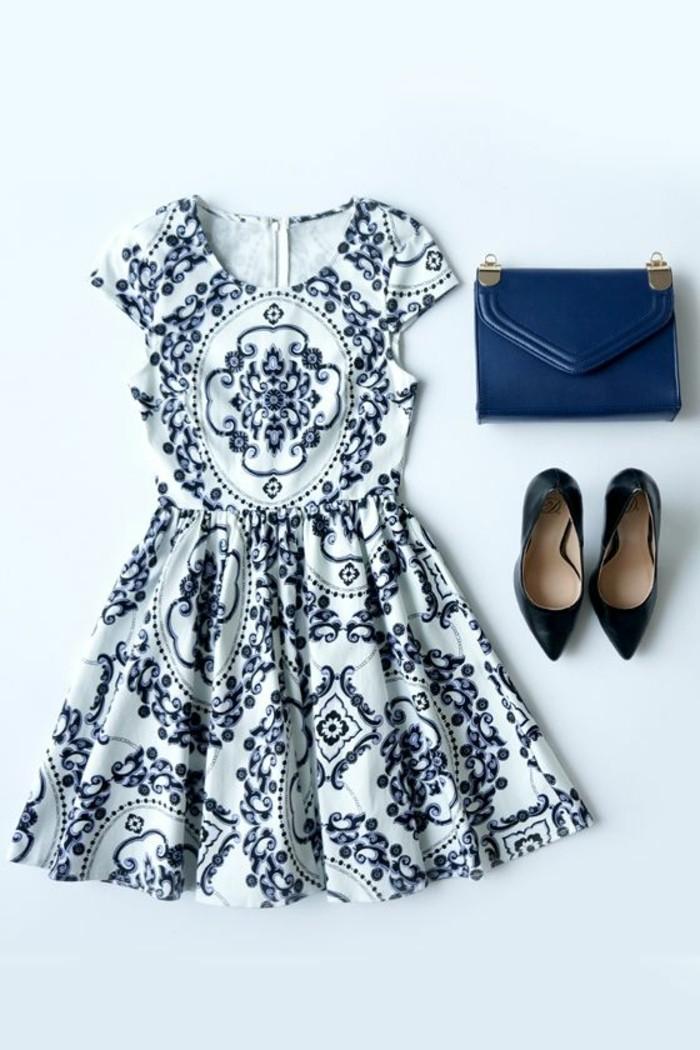 tenue-casual-chic-femme-tenue-cool-chic-femme-bien-habillée-idee-tenue