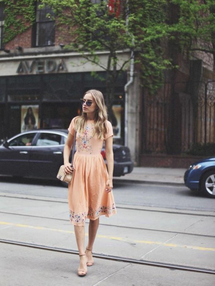 tenue-chic-en-jean-tenue-casual-idee-comment-s-habiller
