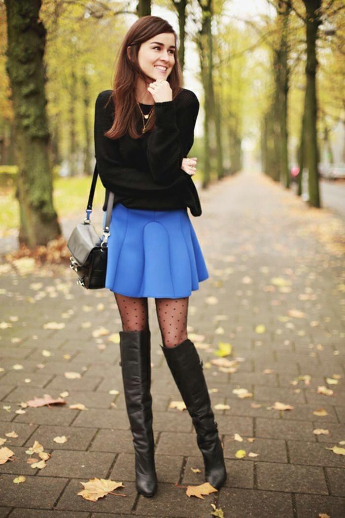 tenue-décontractée-chic-femme-tenue-decontracté-automne-tenue