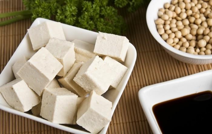 tofu fromage de soja, aliments contenant du fer pour affronter le risque d'anémie ferriprive, alimentation riche en fer