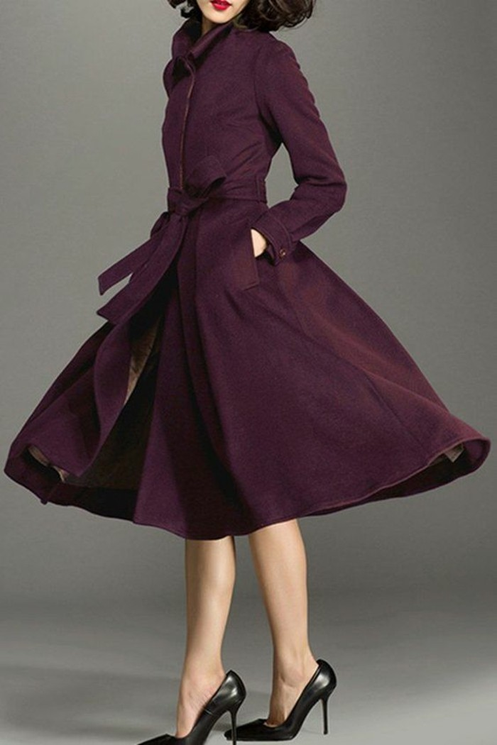 trench-femme-couleur-prune-hyper-chic