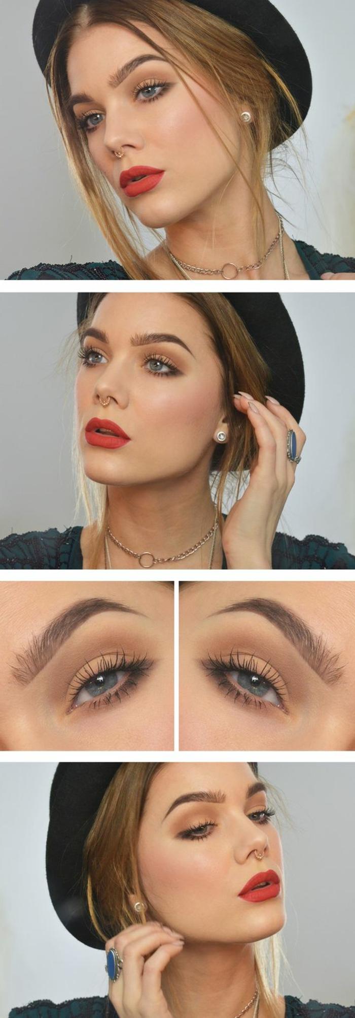 tuto-maquillage-des-yeux-bleus-créer-un-look-élégant