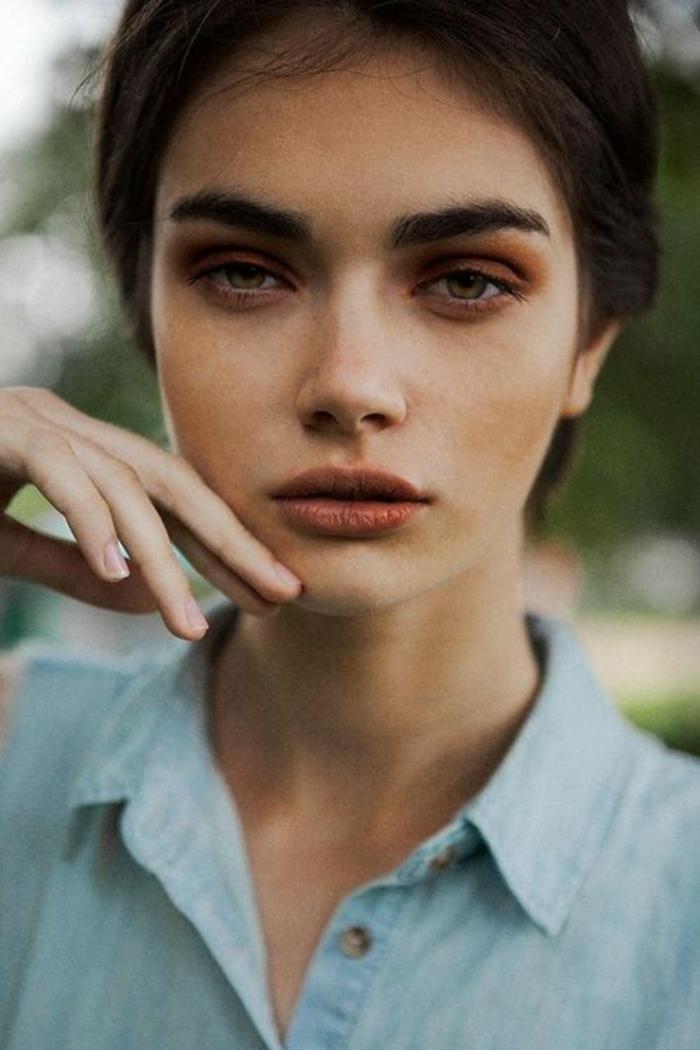 Maquillage de tous les jours comment maquiller les yeux beauté