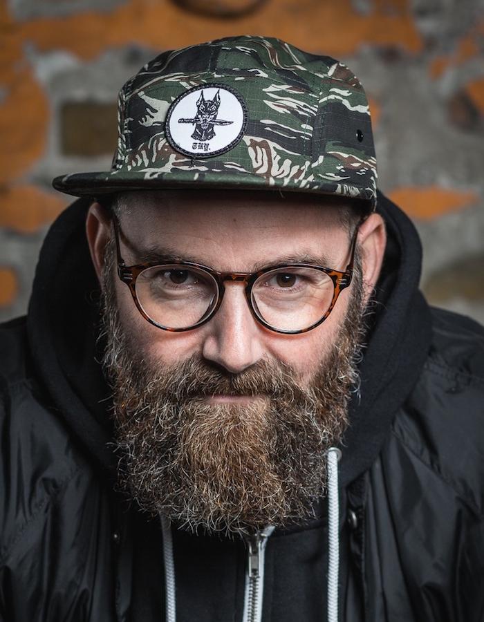 wirsinddietoten casquette hipster camouflage homme