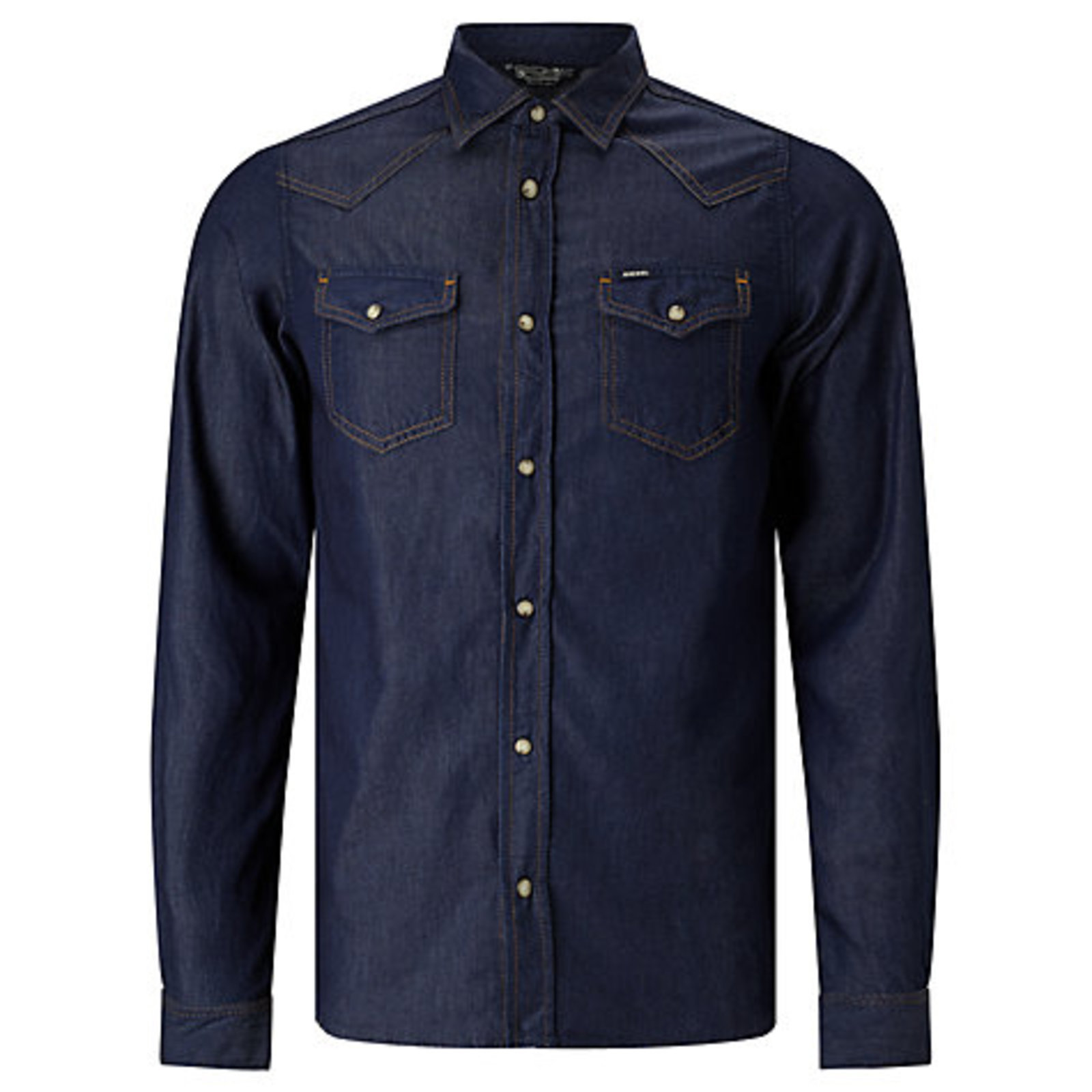 diesel chemise jean Chemises hommes New-Sonora-T Diesel de marque