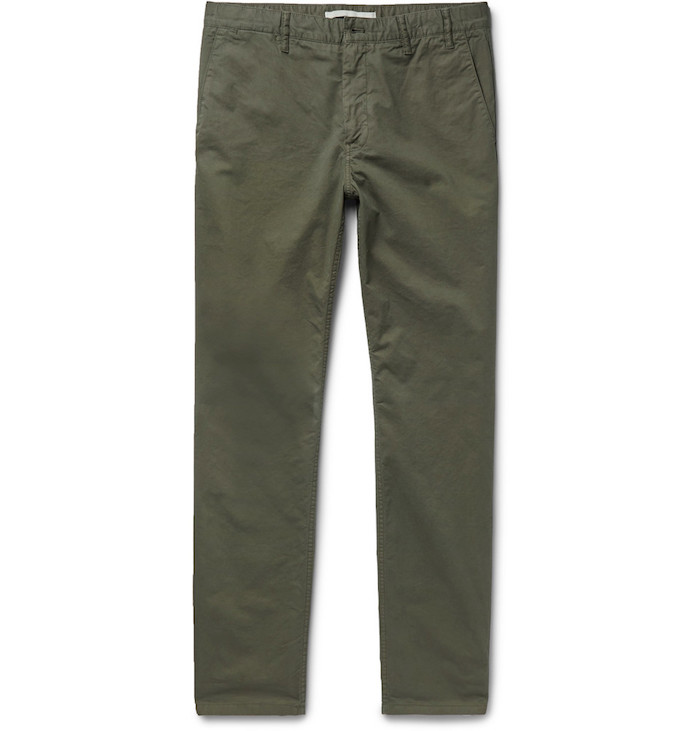 vetement homme armand thiery pantalon chino NORSE PROJECTS