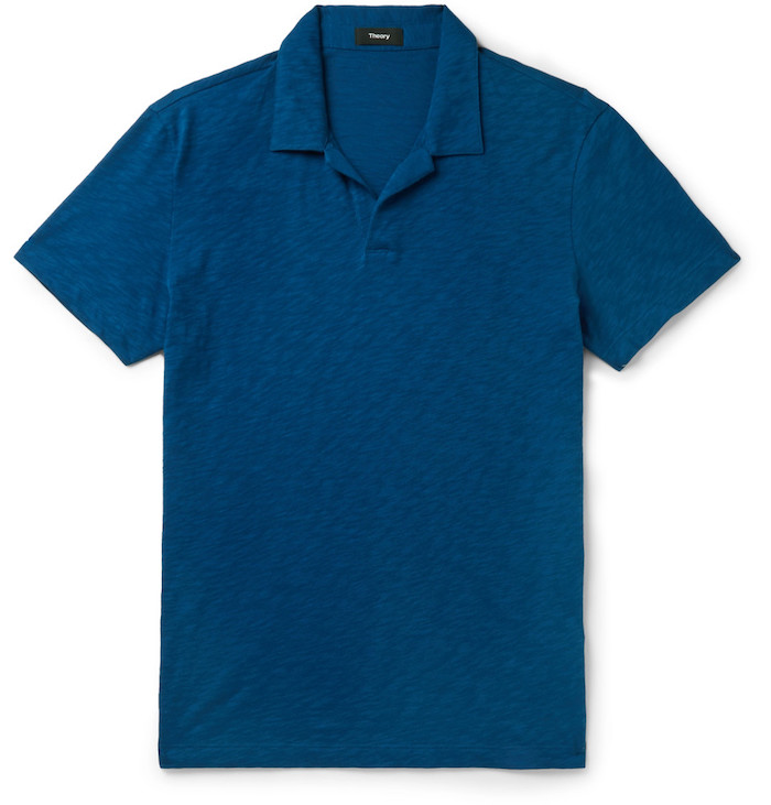 Polo vêtements homme marque Willem Nebulous Theory