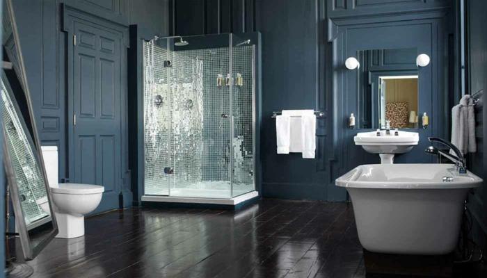 Déco salle de bain aubade salle de douche idée amenagement