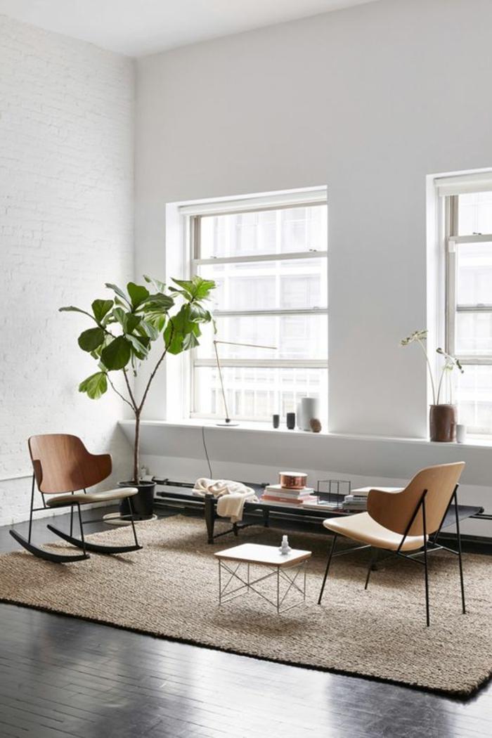 aménagement appartement minimaliste