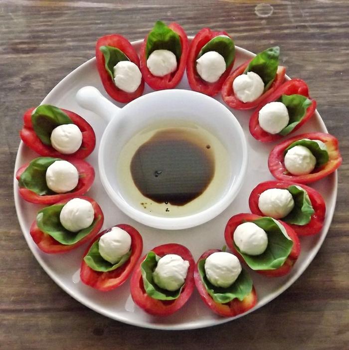 Recette salade composée originale; salades d été