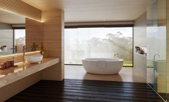 L'agencement salle de bain belle salle de bain grand