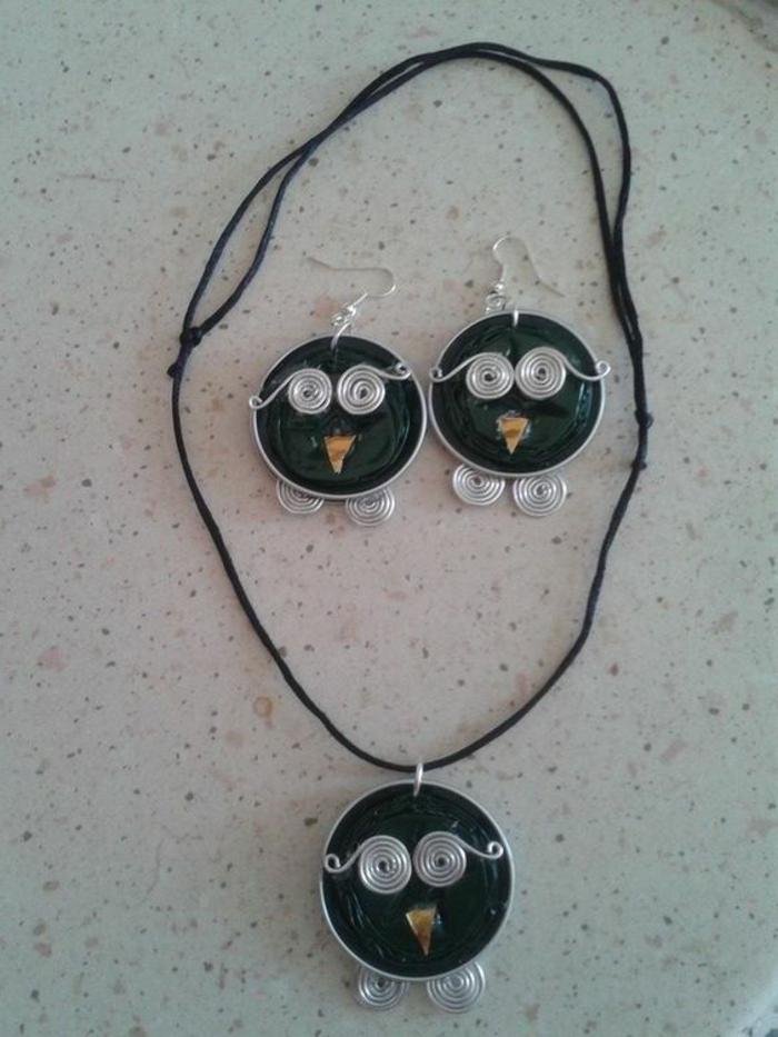 Super ▷ 1001+ idées de bijoux en capsules nespresso pour s'inspirer NZ04