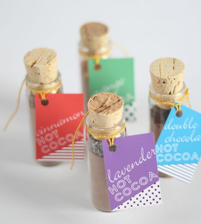 Excellente idée petit cadeau rigolo mercie pour venir chocolat chaud