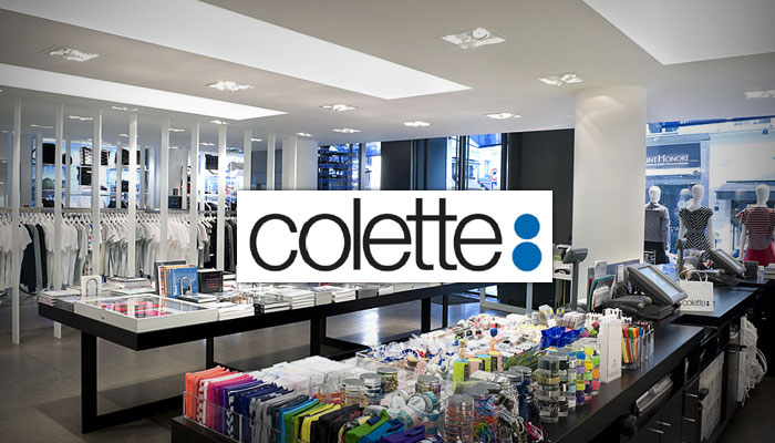 1001 id es 20 produits collectors pour les 20 ans du magasin colette. Black Bedroom Furniture Sets. Home Design Ideas