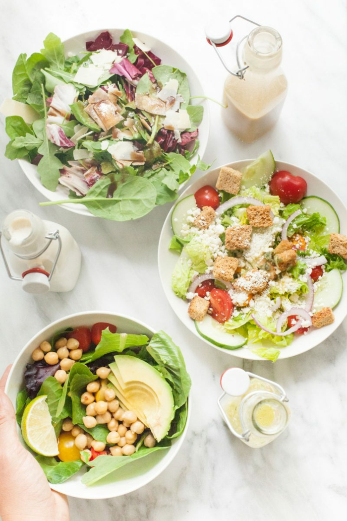 Recette de salade composée originale