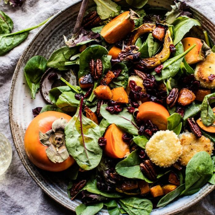 Salades composées originales pour buffet