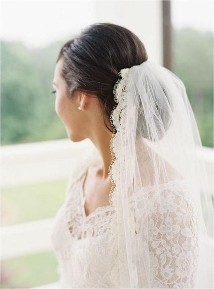 voile comme accessoire mariage pour une vision élégante et intemporelle