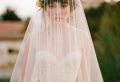Comment porter le voile de mariée – l'accessoire de mariage intemporel en 76 photos