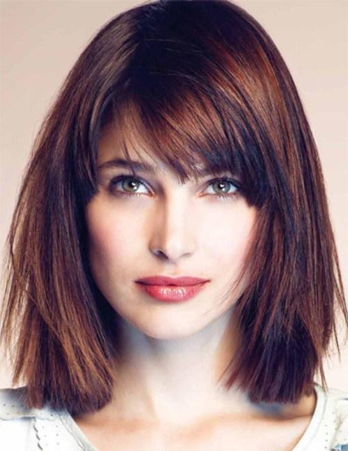 1001+ idées comment choisir sa coupe de cheveux suivant la forme du visage