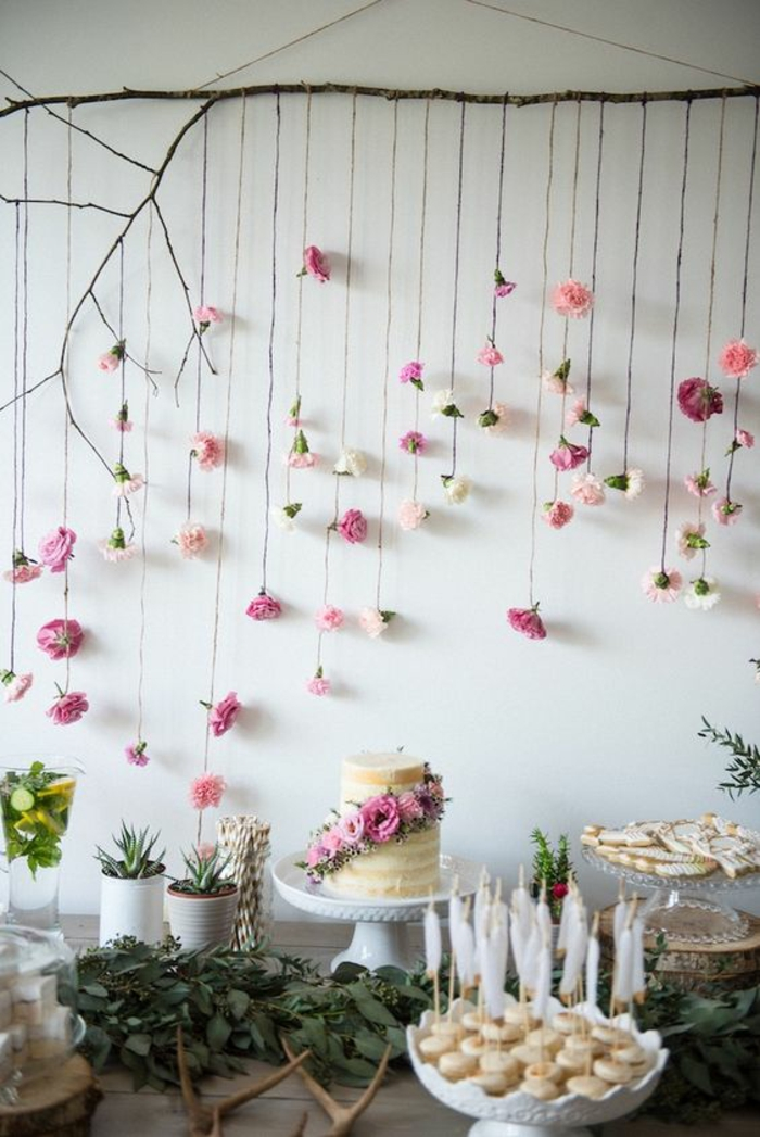 Boho Baby Shower Decorations Girl