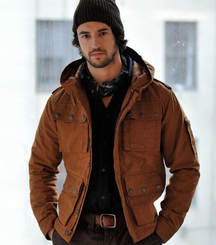 acheter foulard bandana homme pas cher avec style