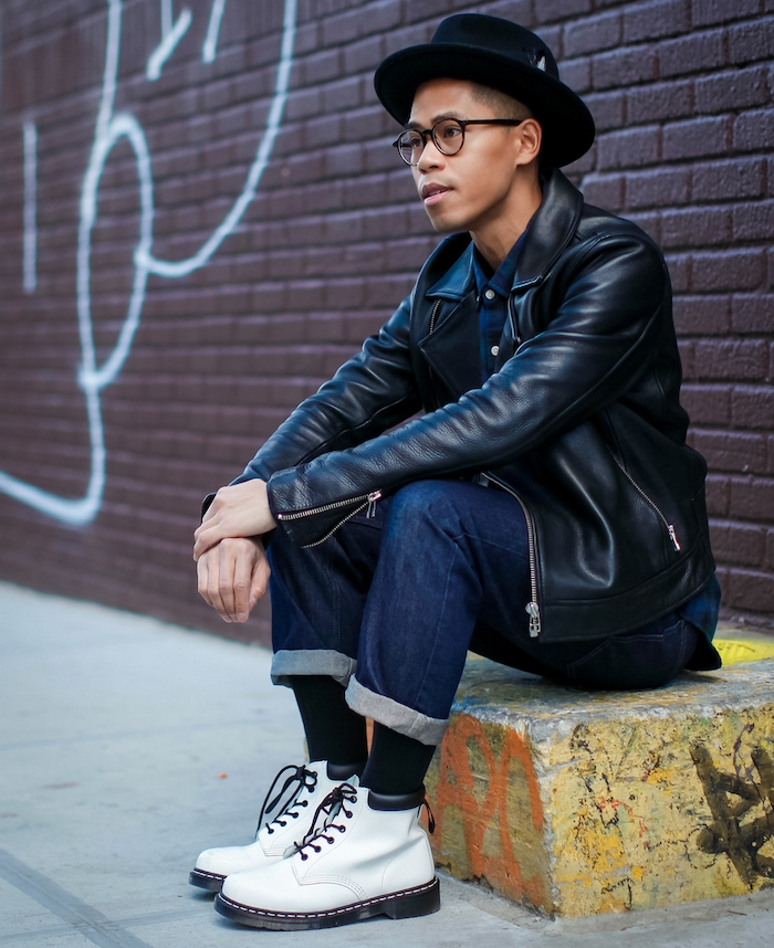 comment porter timberland haute homme