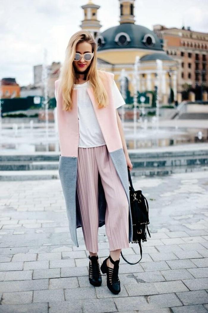 Veste a la mode femme veste femme mode sans manches cool idee