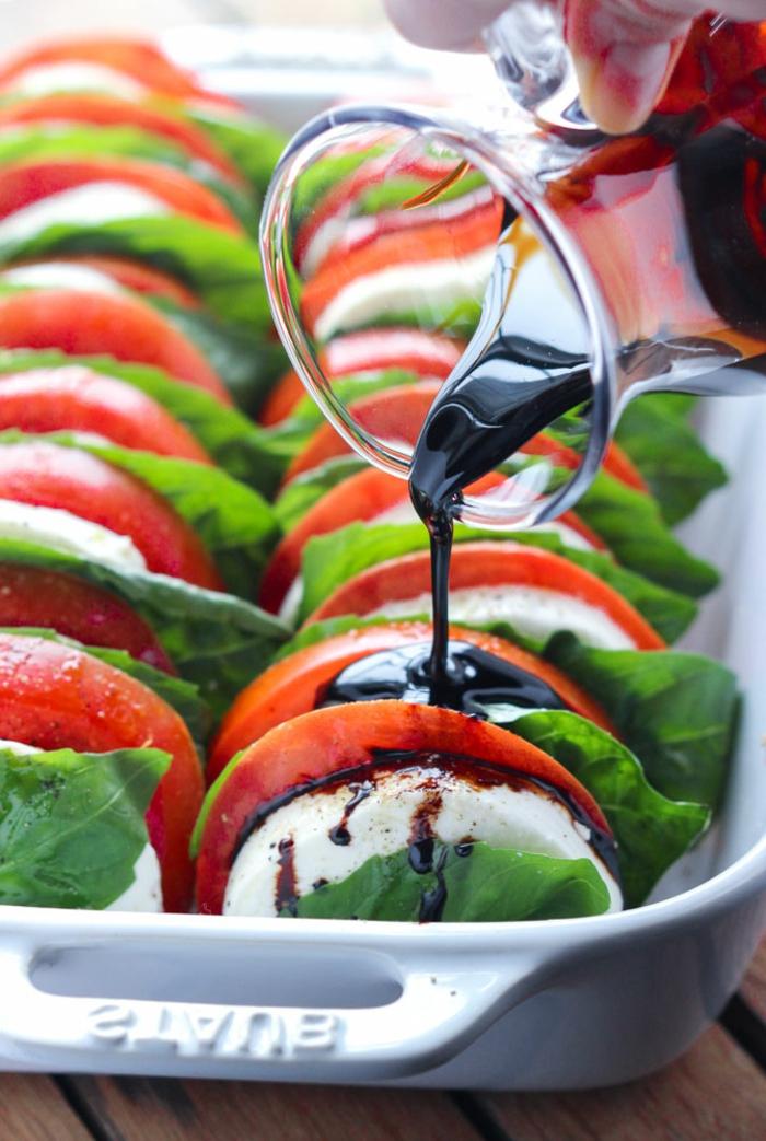 Recette salade - la salade d été, salade composee
