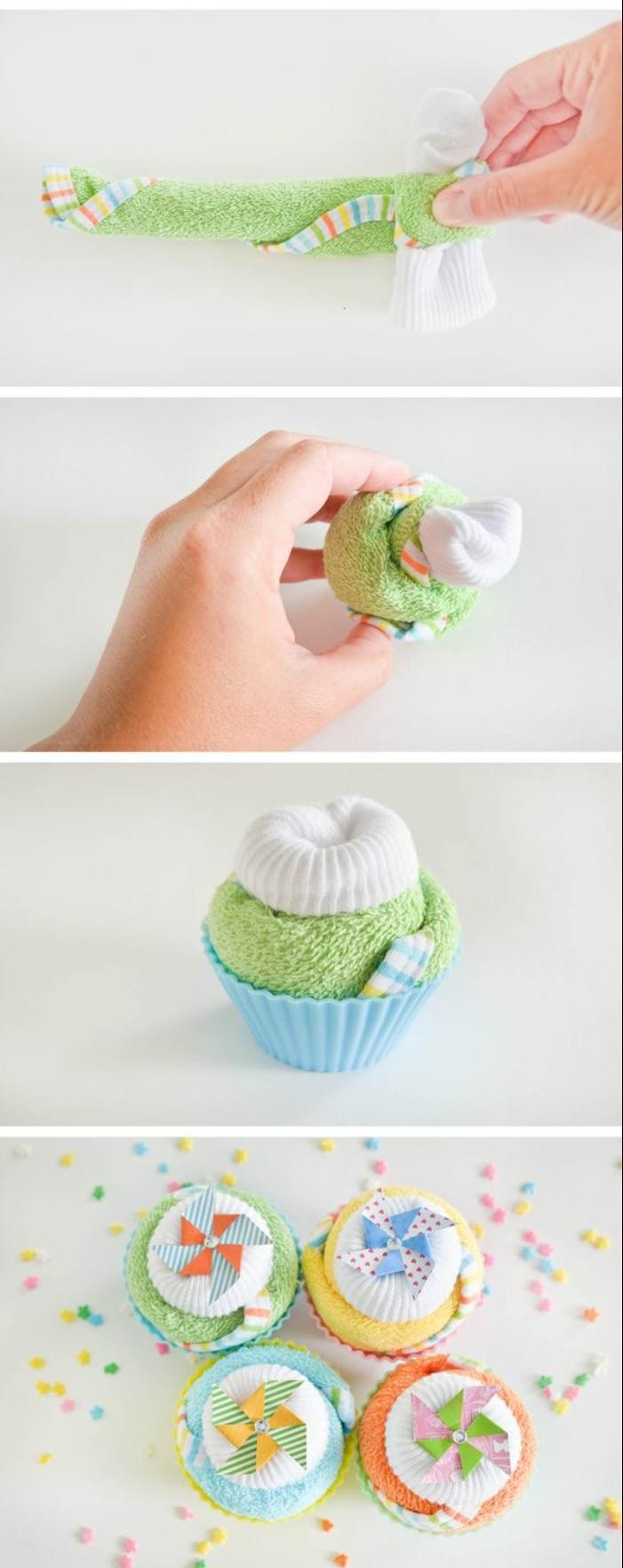 cadeau original et personnalisé pour une baby shower fille ou garçon