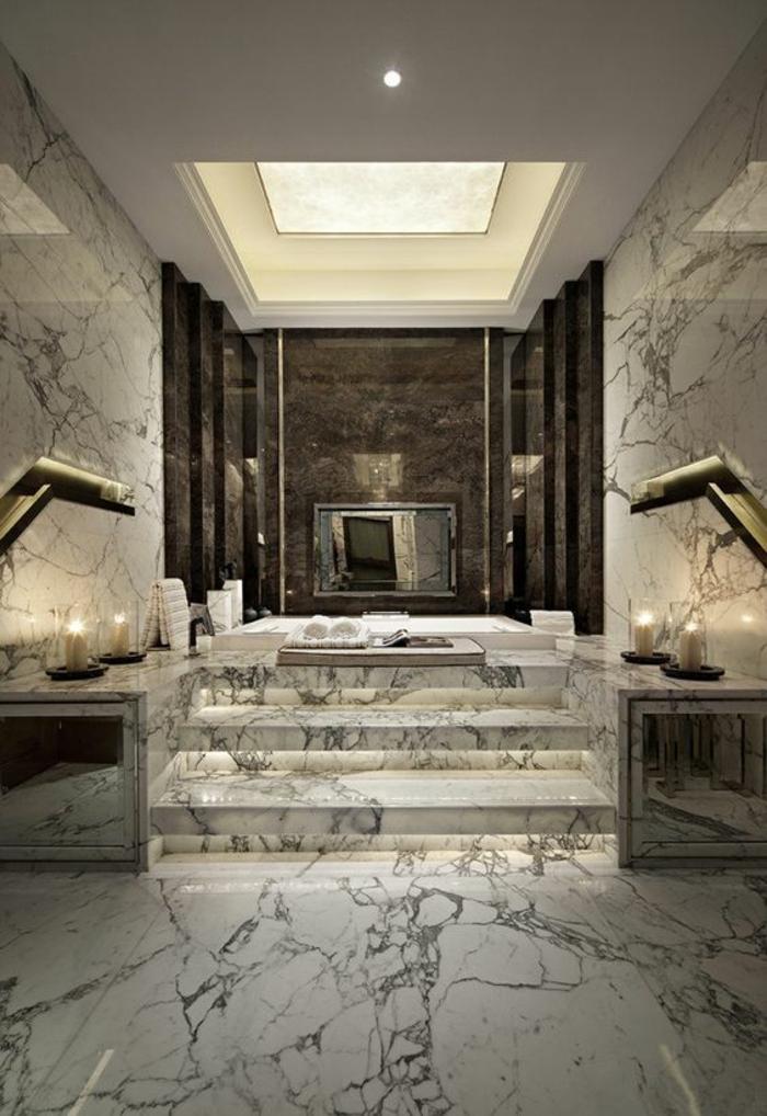 Idee deco salle de bain agencement salle de bain décoration