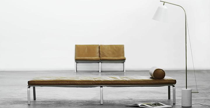 photo d'une pièce à la déco minimaliste, représentative de la décoration scandinave