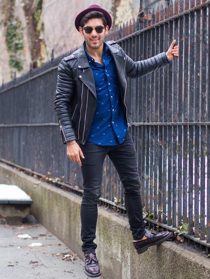 assortir chaussures marrons basses avec tenue noire